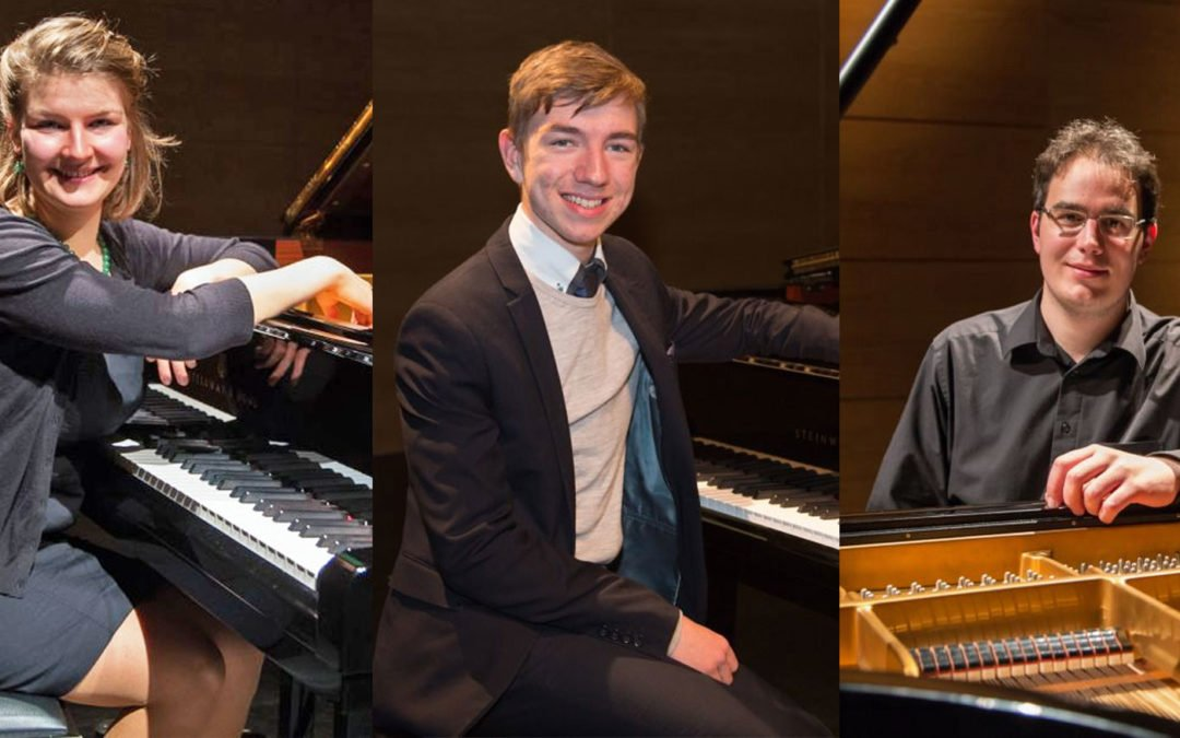 Results of the Piano Festival Competitions in 2016